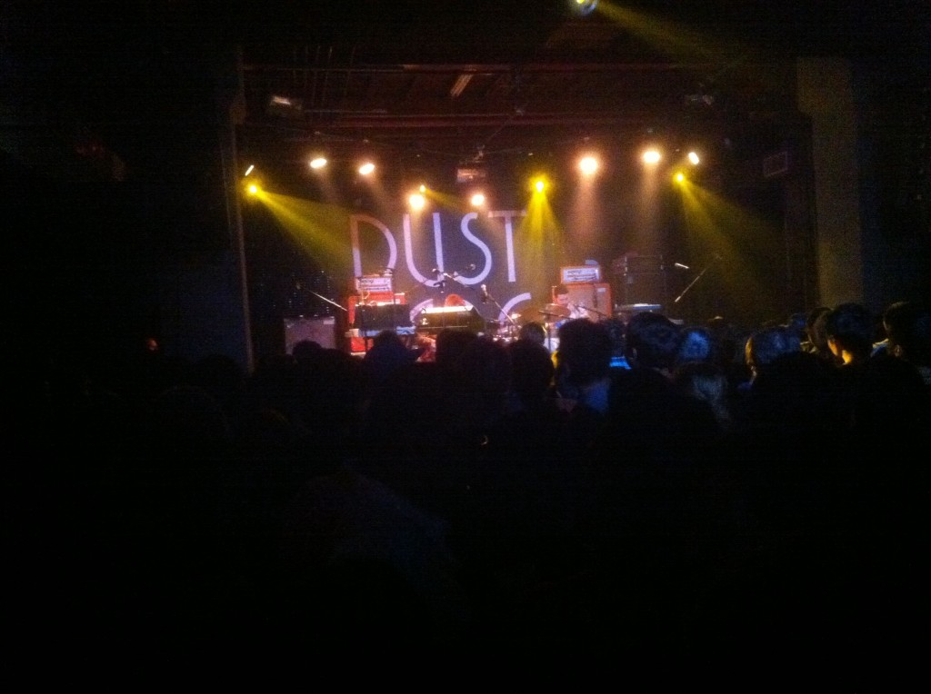 Yann Tiersen, DUST tour, Miami 2011